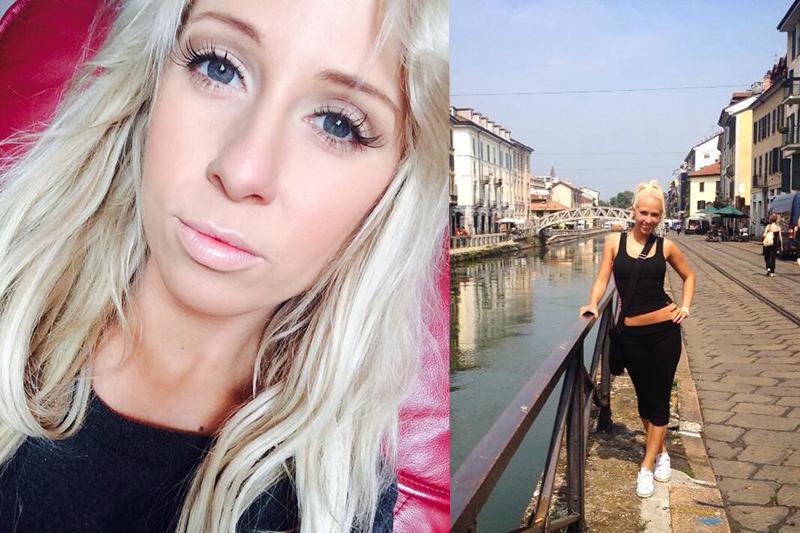 Julia ragazza di Firenze