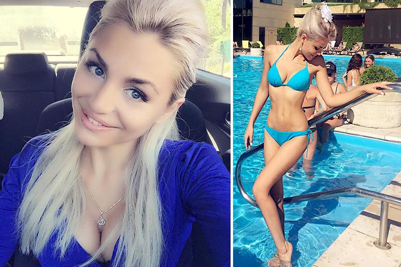 Katerina ragazza russa