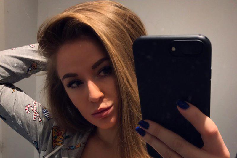 Fernanda ragazza italiana