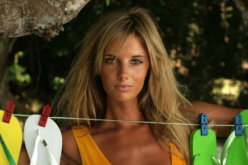 Megan ragazza brasiliana di Rio de Janeiro