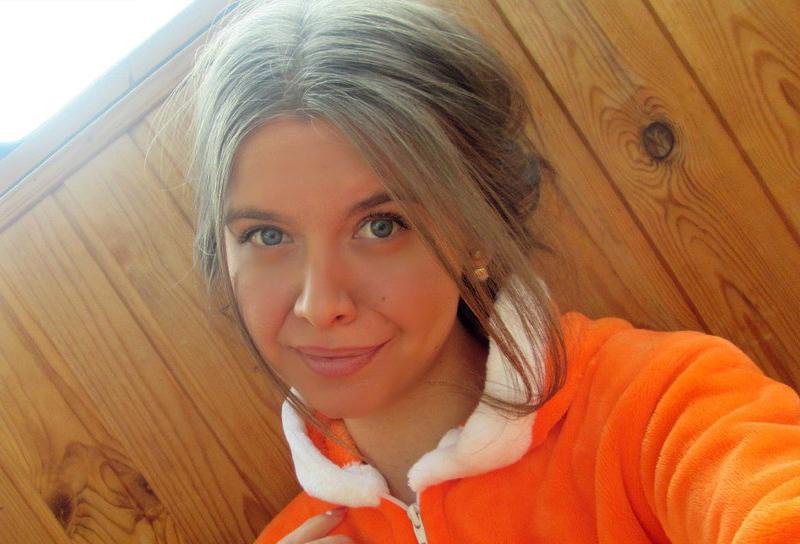 Aglaya ragazza italo-russa di Mosca