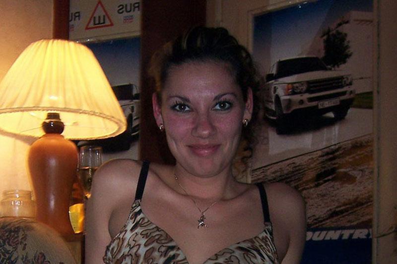 Alina ragazza italo-russa di Mosca