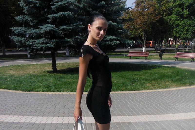 Amelia ragazza rumena di Bucarest