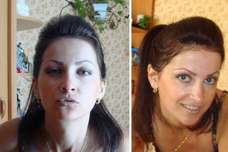 Ioana ragazza rumena di Bucarest