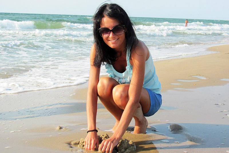 Magda ragazza italo-ucraina