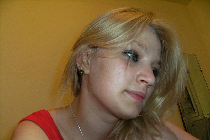 Alexandrina ragazza rumena di Bucarest