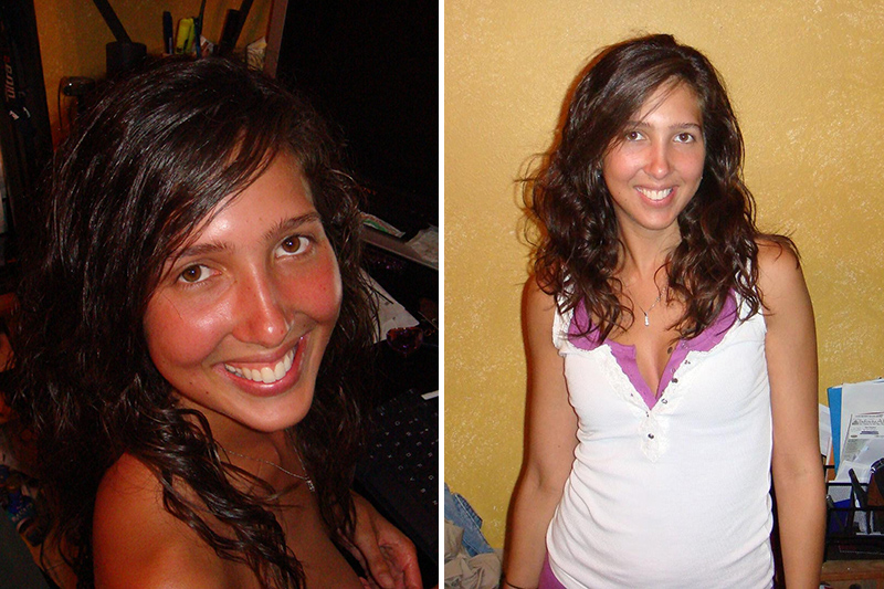 Celia ragazza italo-spagnola