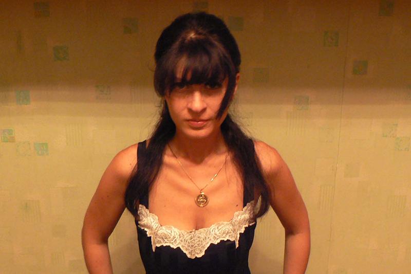 Jessica donna italo-rumena di Bucarest