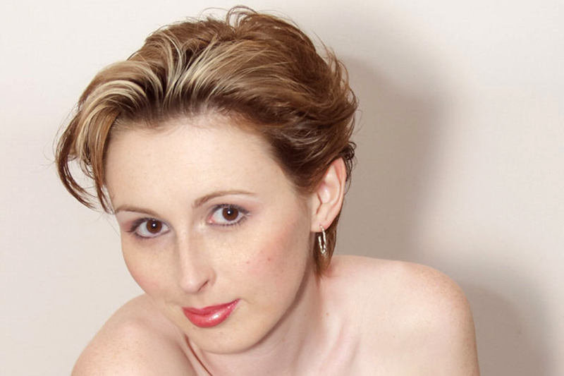 Samantha donna italo-russa di Mosca