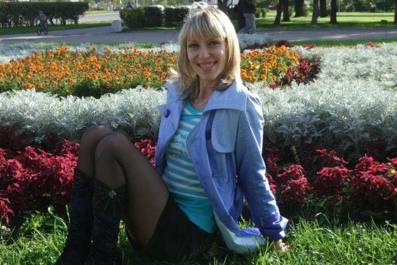 Aglaida donna russa di Mosca