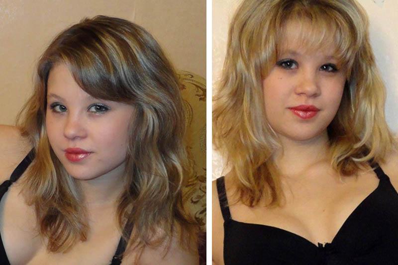 Agniya ragazza russa di Mosca