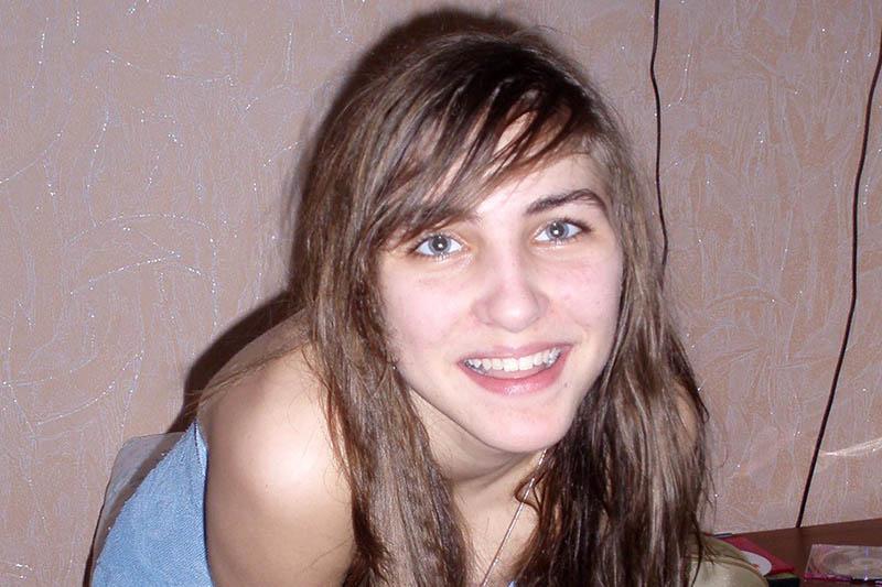 Antonia ragazza italo-rumena di Bucarest