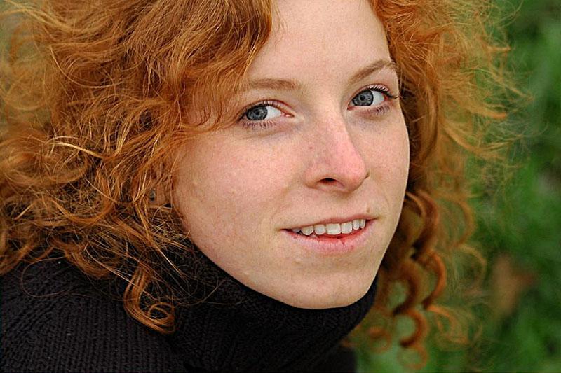 Abelke ragazza tedesca di Milano