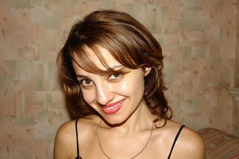 Anuta ragazza rumena di Bucarest
