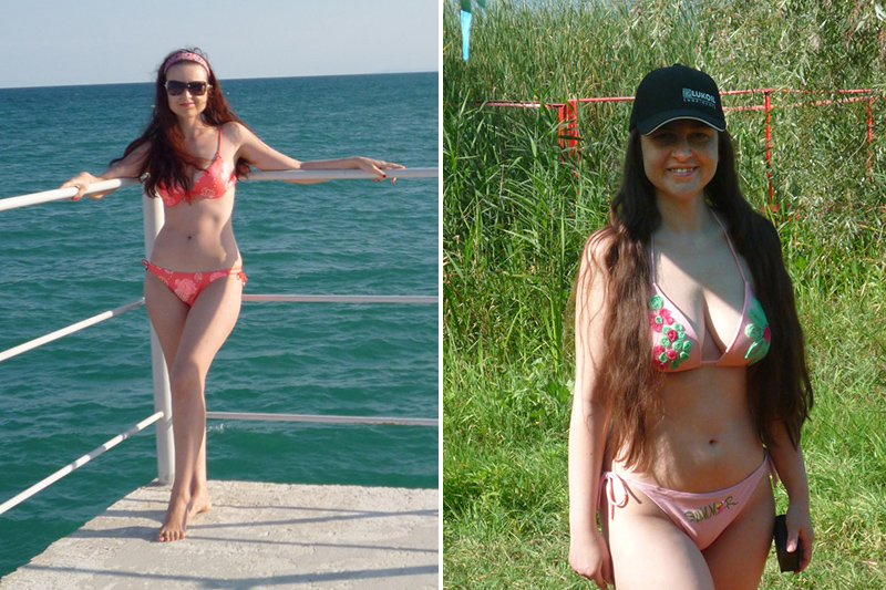 Elena ragazza russa per facebook