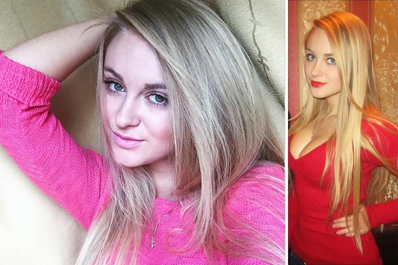 Milaia ragazza russa di Mosca