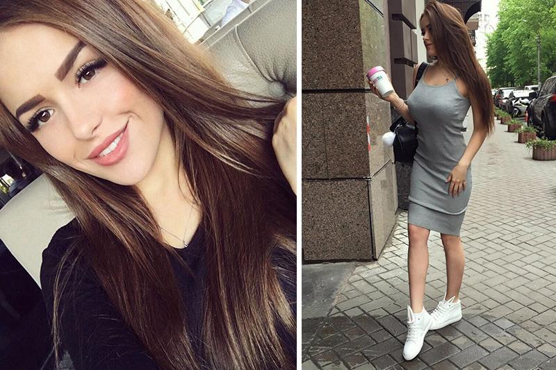 Nadia ragazza italiana
