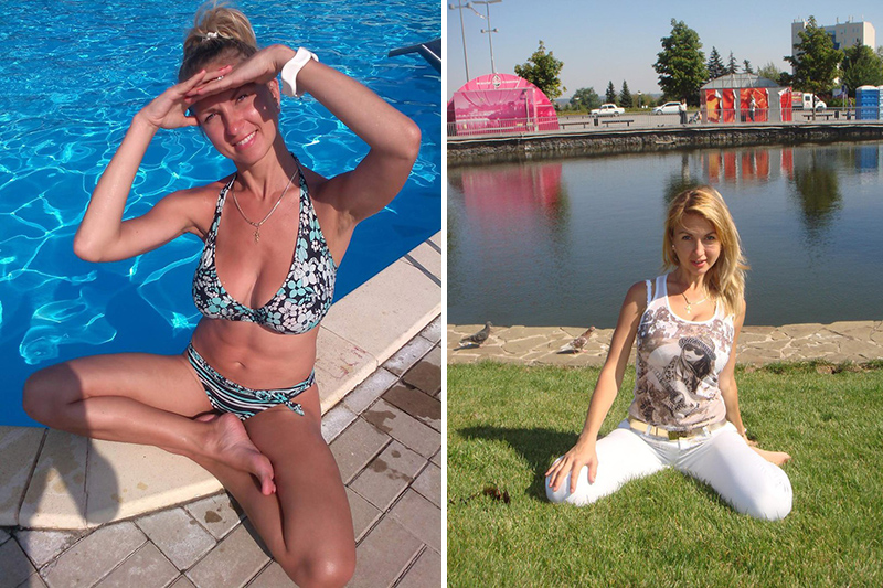 Natasha ragazza russa per facebook