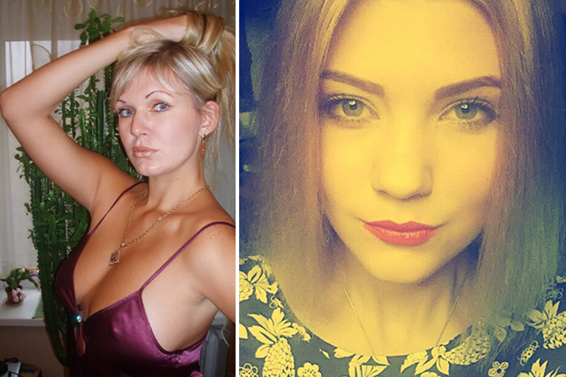 Svetlana ragazza russa