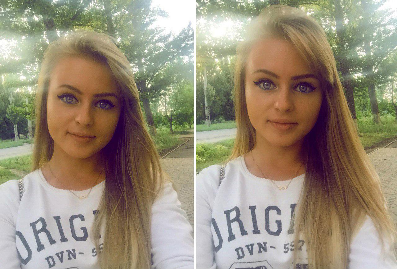 Adelina ragazza rumena