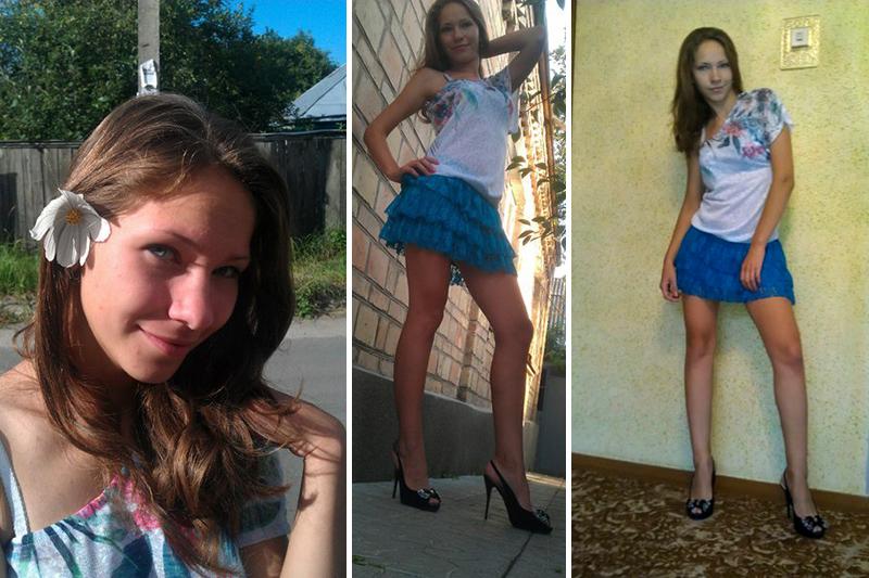 Alinocika ragazza russa