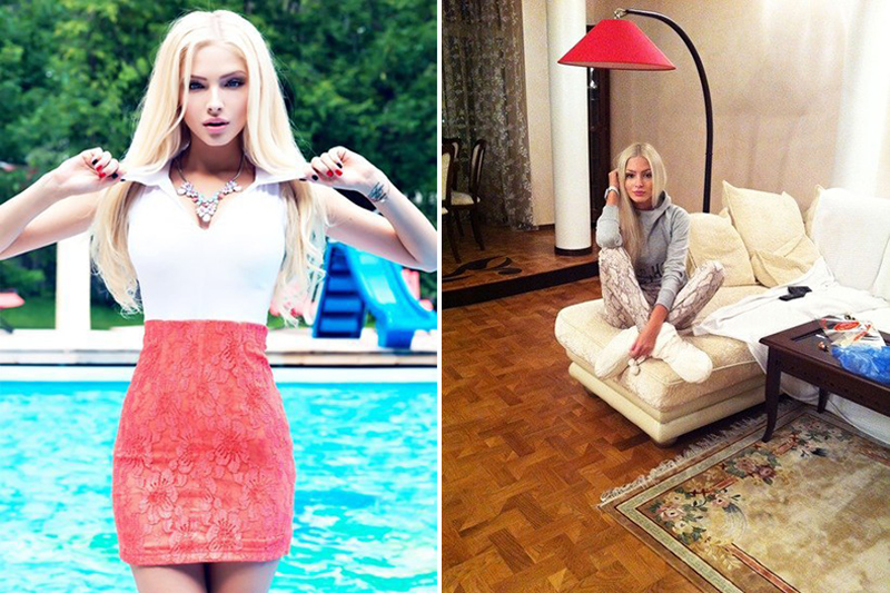 Irina ragazza ucraina