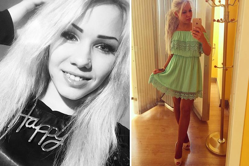 Polina ragazza ucraina