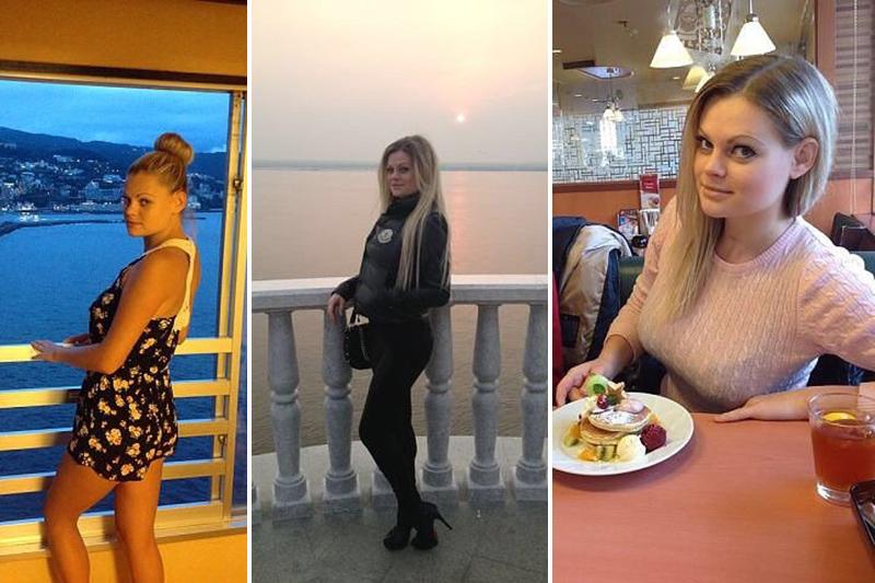 Yelena ragazza russa