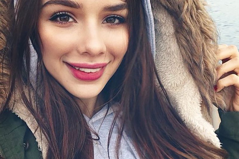 Galina ragazza russa