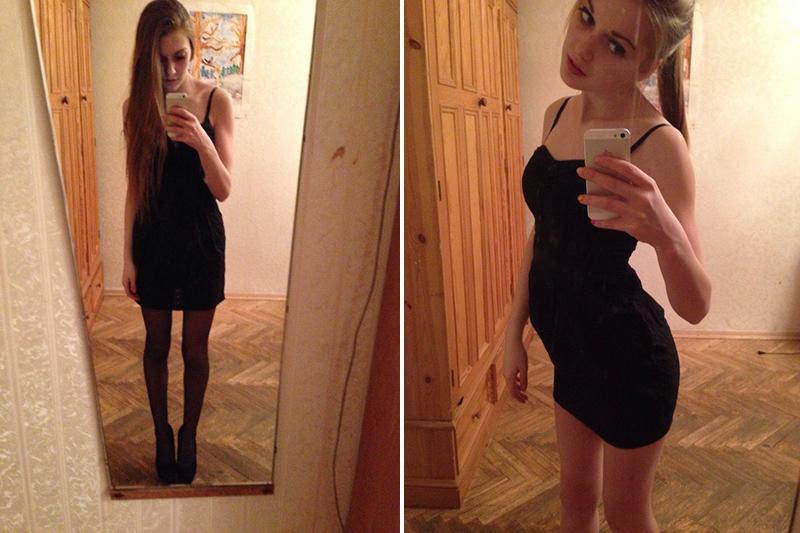 Sveta ragazza italo-russa