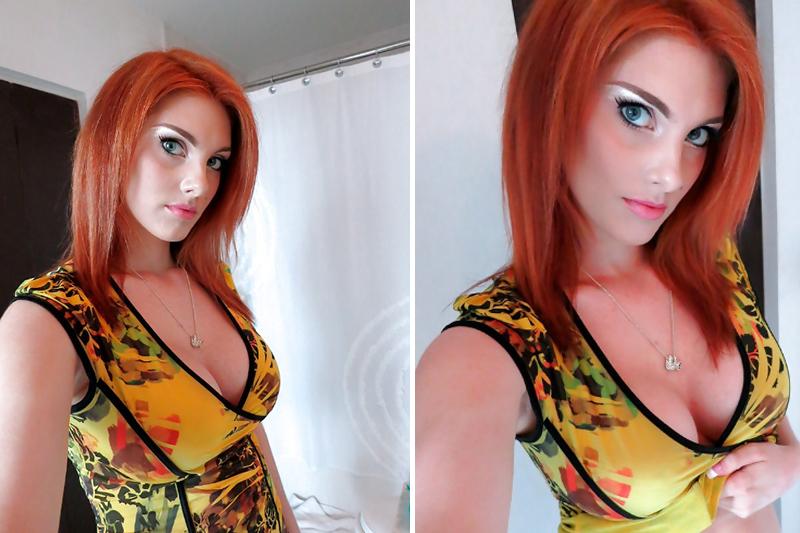 Alexandra ragazza italo-rumena