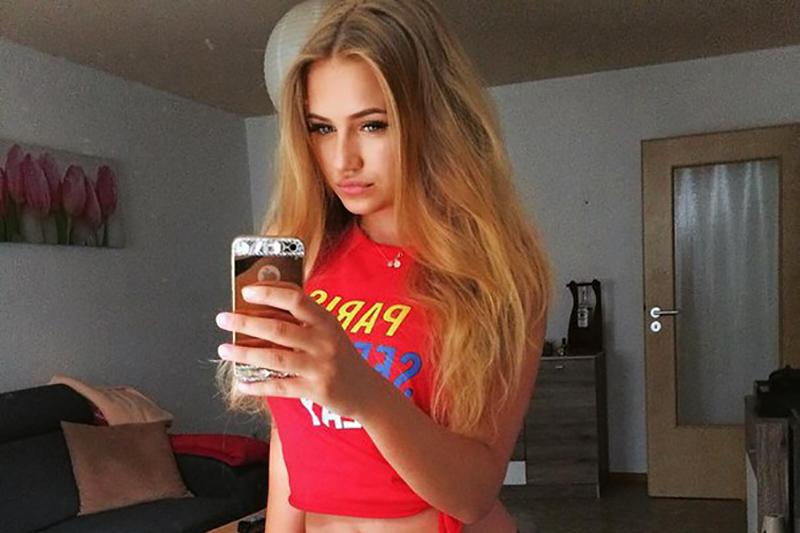 Megan ragazza italo-americana