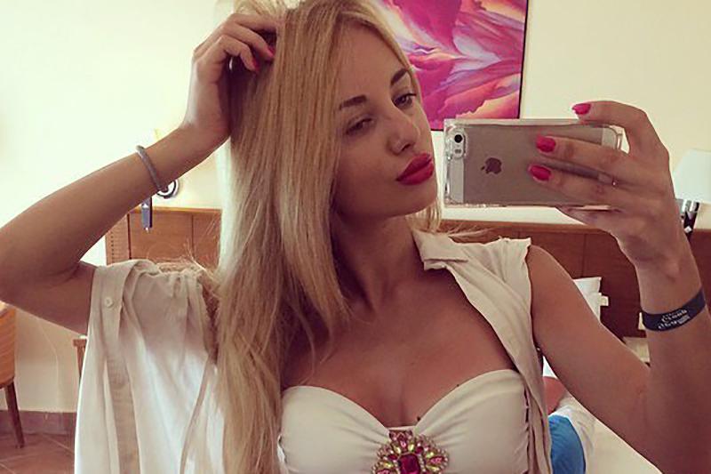 Oksana ragazza ucraina