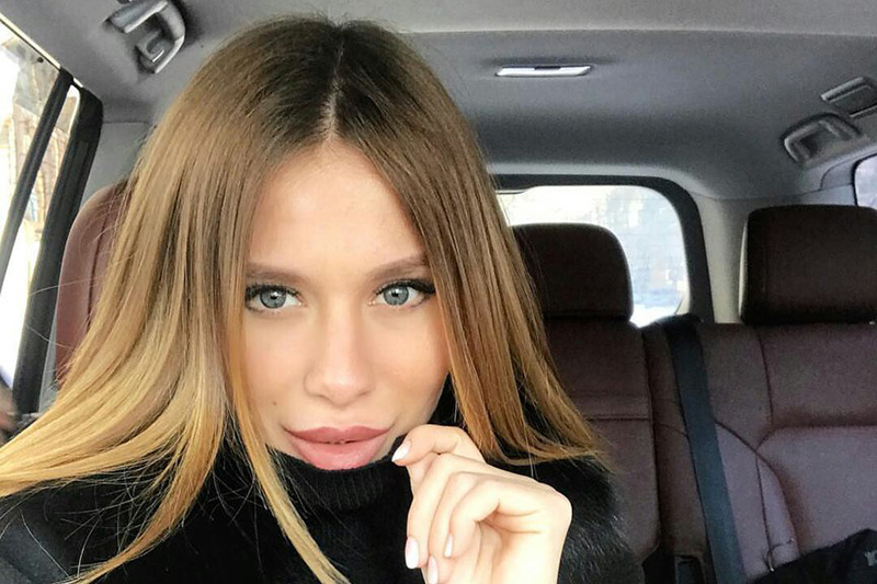 Penelope ragazza italo-rumena
