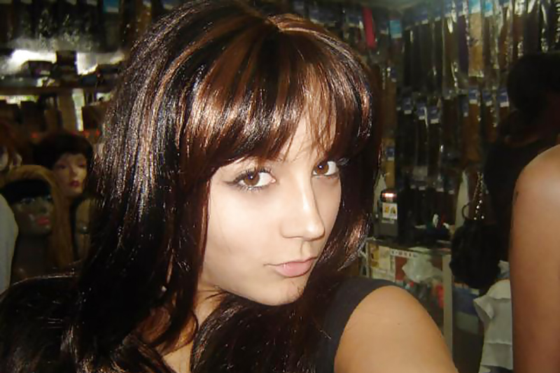 Arianna ragazza italo-rumena