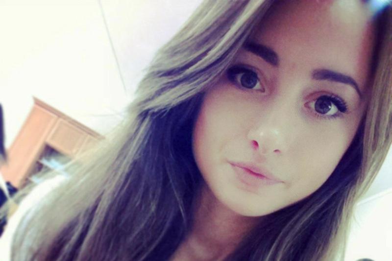 Consuelo ragazza italo-rumena di Palermo