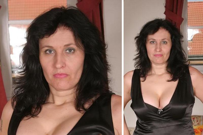 Luiza donna rumena di Budapest