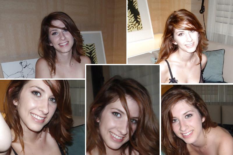 Marzia ragazza italiana di Milano