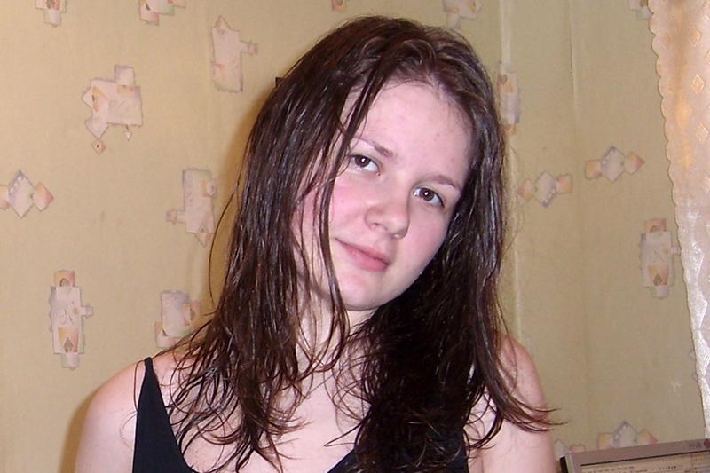Anica ragazza rumena di Bucarest