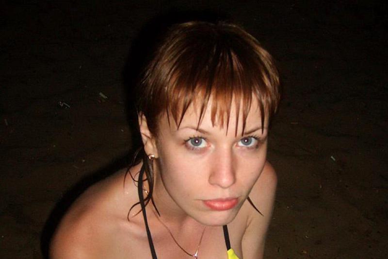 Bogdana ragazza di Mosca