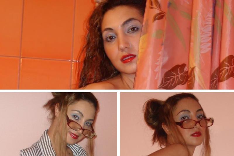 Camilla ragazza italo-rumena di Bucarest