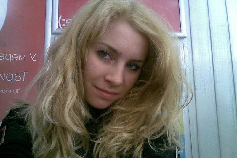 Edda ragazza russa di Mosca