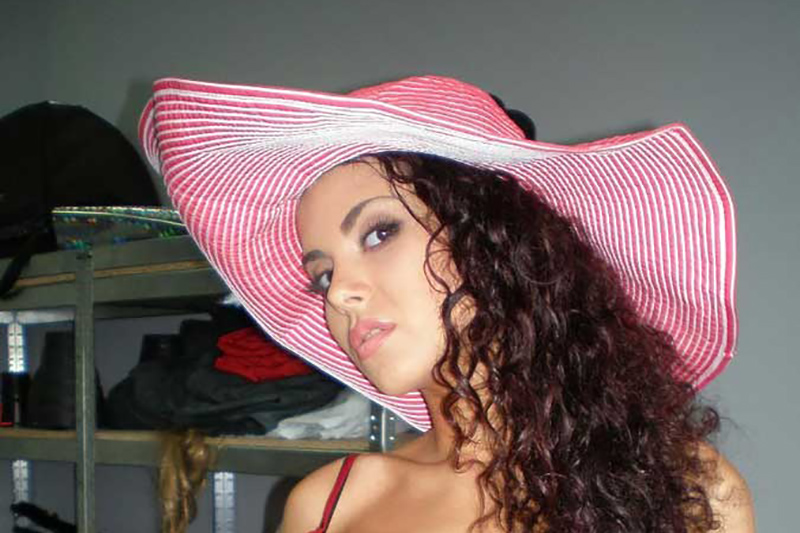 Maryam ragazza marocchina di Firenze