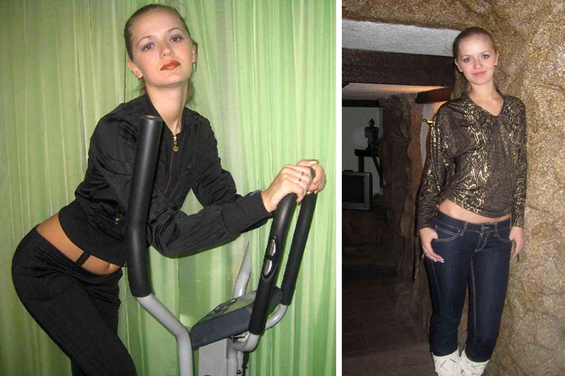 Agata ragazza di Mosca