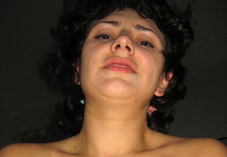 Anna donna italiana di Napoli