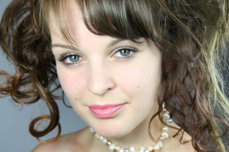 Natasha ragazza italo-russa di Mosca