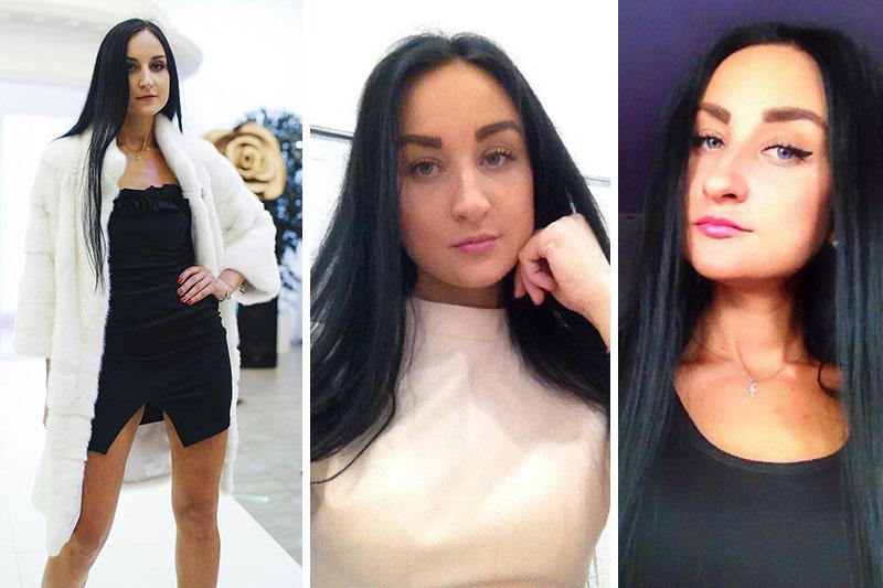 Aleksandra ragazza russa di Mosca