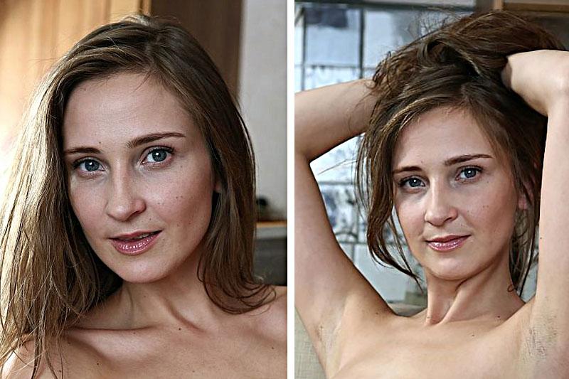 Alinocika ragazza russa di Mosca