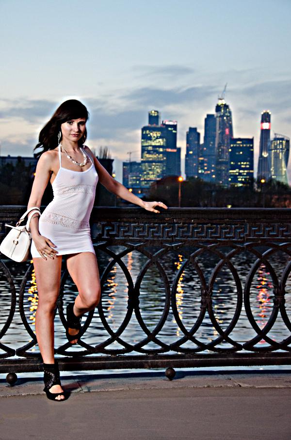 Jeny modella russa di Mosca