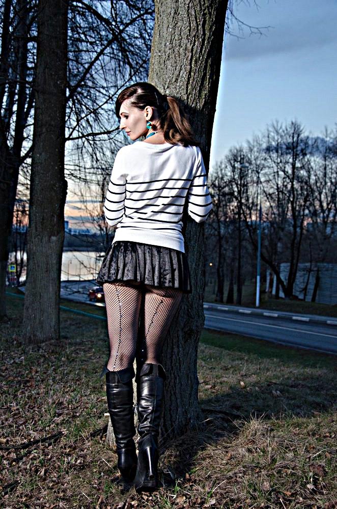 Jeny modella di Mosca